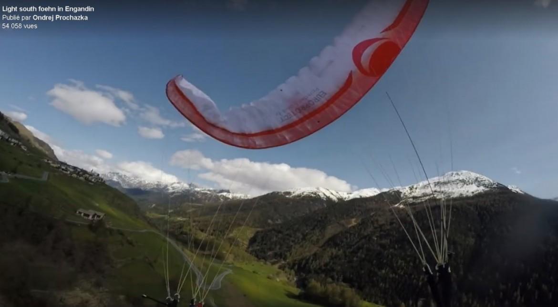 Foehn : moments forts pour Ondrej lors de son expédition CouchAlps