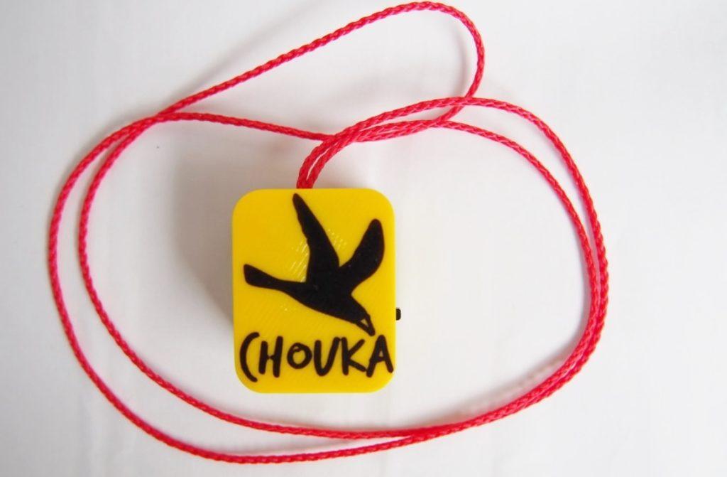 Le vario Chouka, le plus léger et un prix rikiki (made in Grenoble)