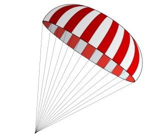 Retrouvez la notice de votre parachute secours et de sellette