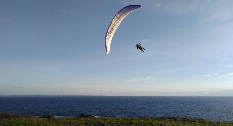 La première LITTLE CLOUD Goose Mk3 sur la côte bretonne