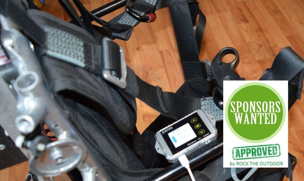 Paramoteur électrique longue autonomie, le projet de Christophe