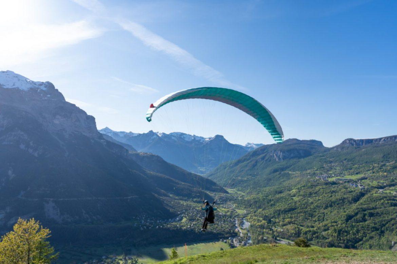 Site parapente Puy Aillaud – Pays des Ecrins (Hautes Alpes)