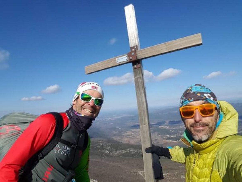 Tour de France des sommets en parapente : départements 13 et 83