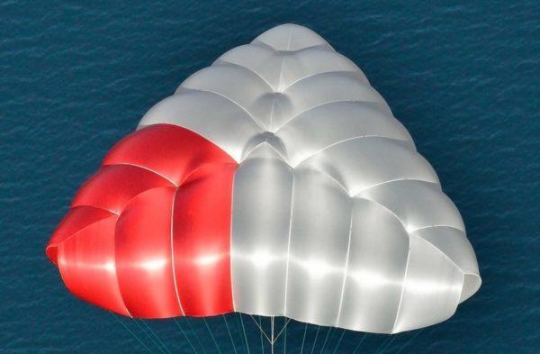 Réflexions autour du choix d'un parachute de secours et de sa taille