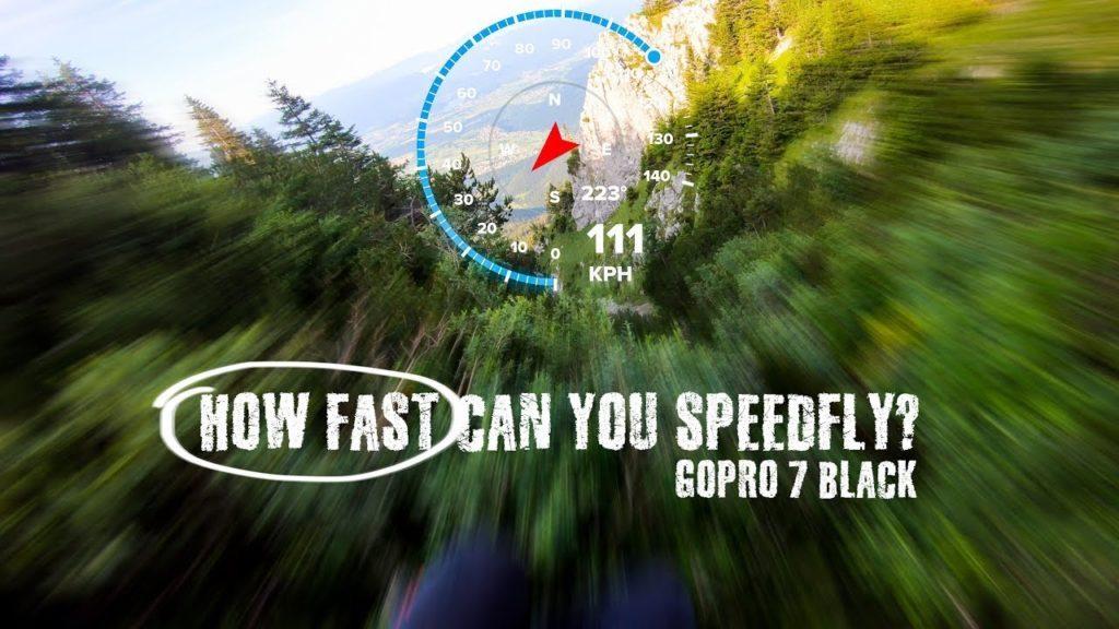 A quelle vitesse vole la voile de speedriding SWING Mirage 8.5 ?