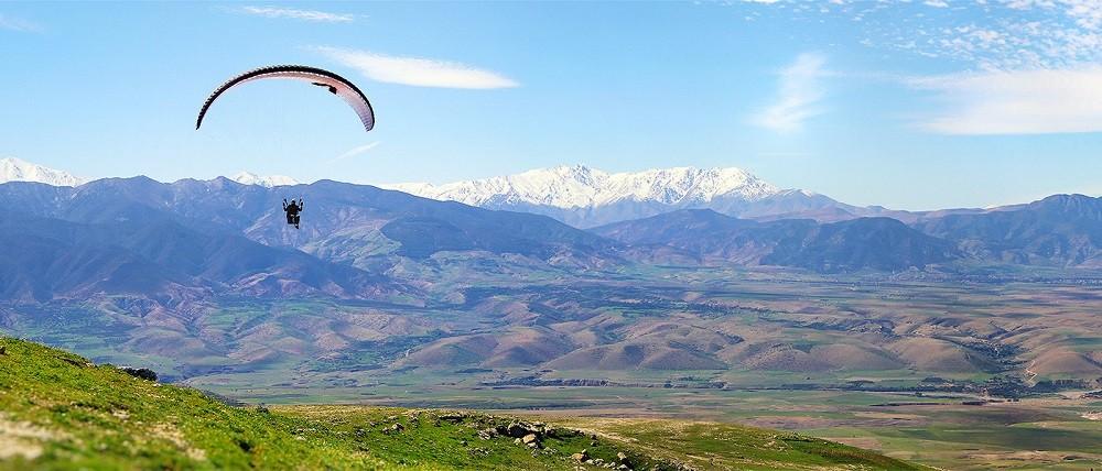 Participez à la Coupe du Trône 2014 du parapente à Aguergour AL HAOUZ du 14 au 16 novembre (Maroc)