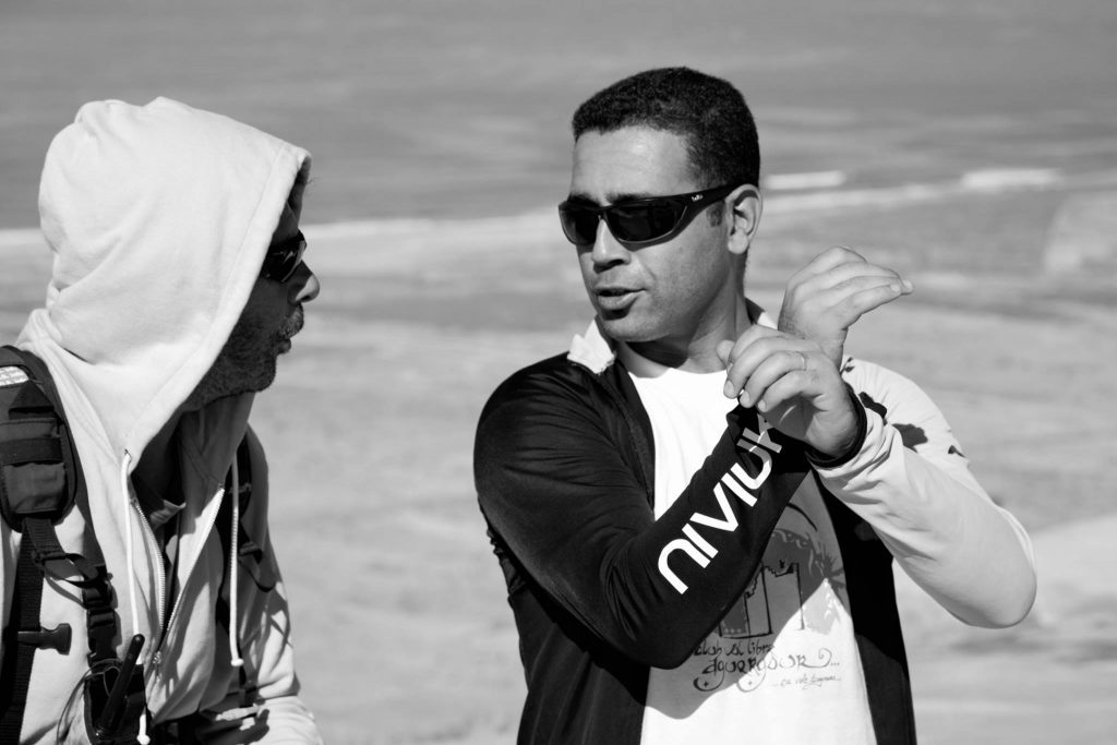 Sa mission : former les pilotes marocains et accompagner les européens