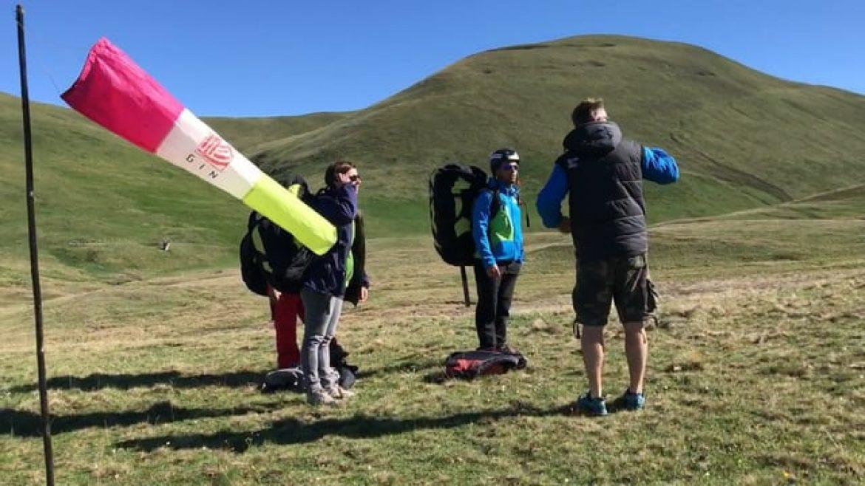 Appendre le parapente avec l'école Air 2 Alpes (38)