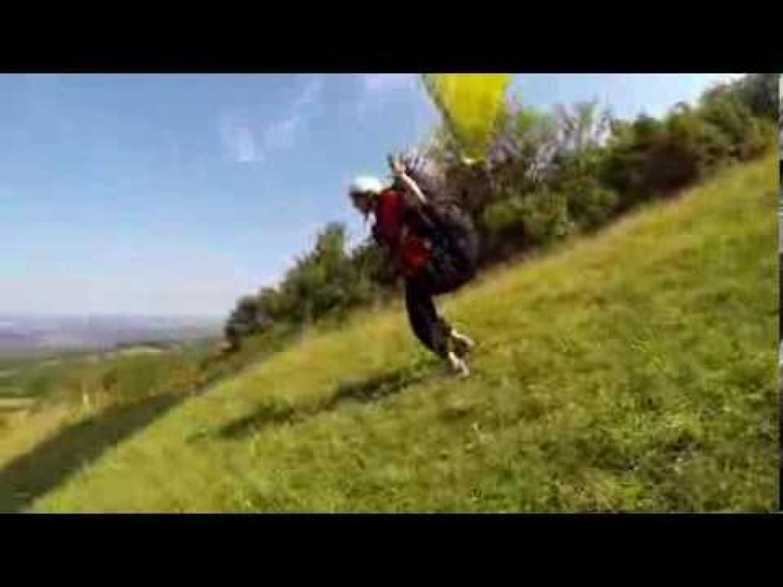 Apprendre le parapente avec l'école Poupet vol libre (Jura)