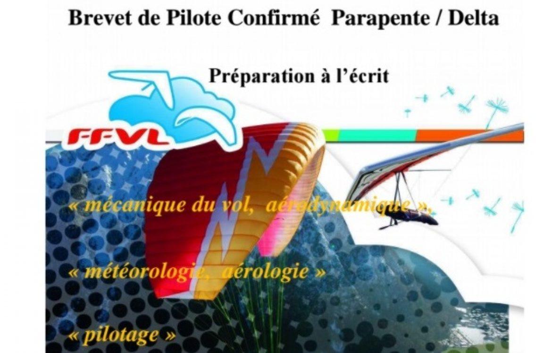 Le manuel de préparation au Brevet de Pilote Confirmé Parapente
