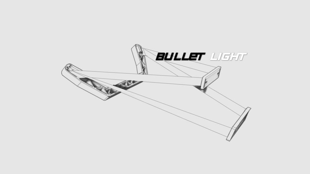 Bullet speedbar, enfin un accélérateur bien conçu pour la sellette à cocon !