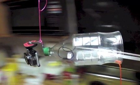 Créez votre kit de caméra suiveuse avec une bouteille de soda