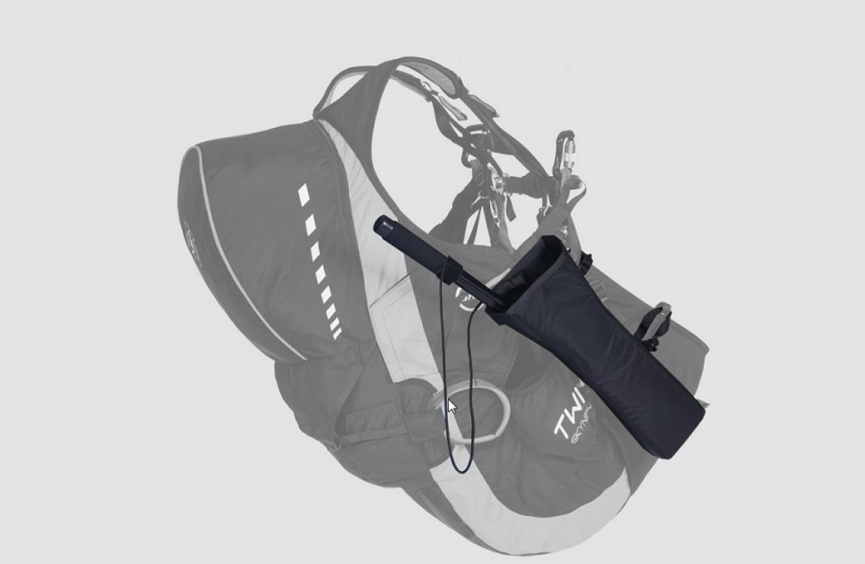 Le Cam Caddy pour ranger votre perche de caméra en vol