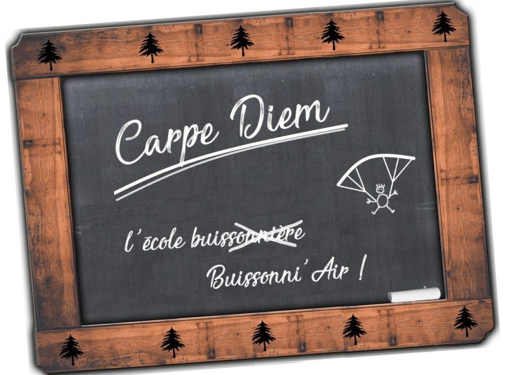 Carpe Diem, une école parapente à Annecy pas comme les autres
