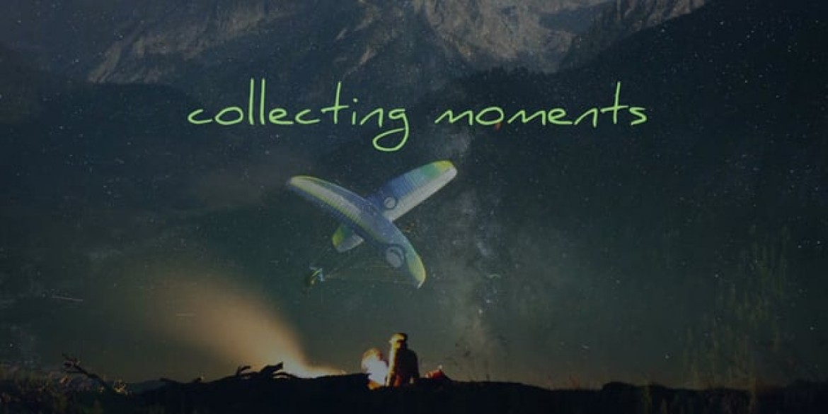"""""""Collecting Moments"""", vols synchros avec le team Freestyle"""