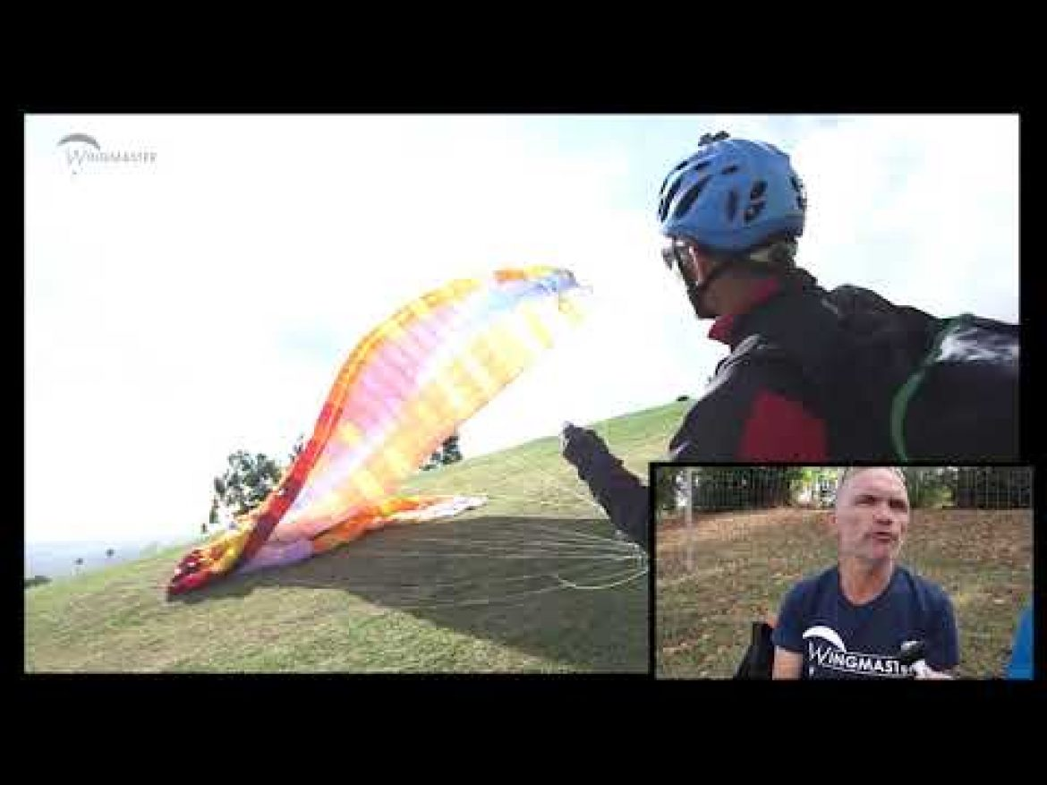 Coupe Icare 2018 : interview Masterclass parapente Wingmaster