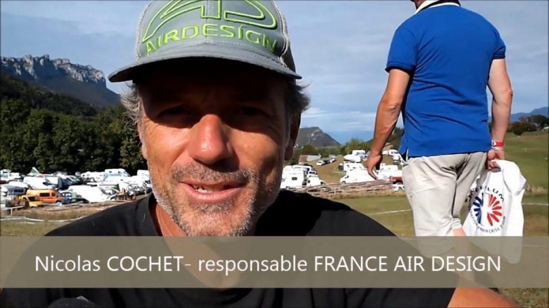 Coupe Icare 2018 : les nouveautés du fabricant AIR DESIGN