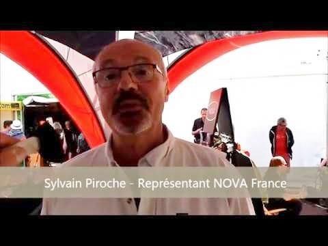 Coupe Icare 2018 : les nouveautés du fabricant NOVA