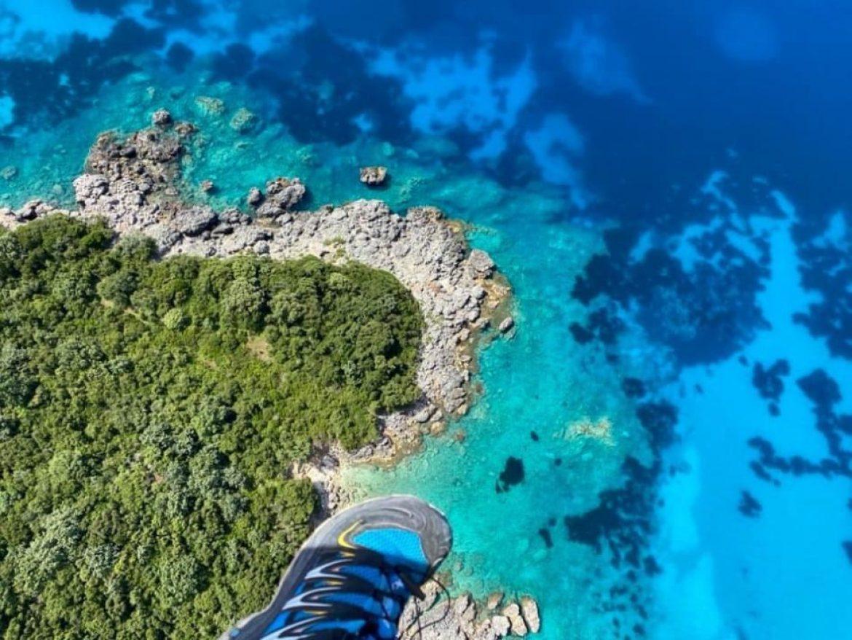 Partir voler en parapente en Albanie, le pays des aigles