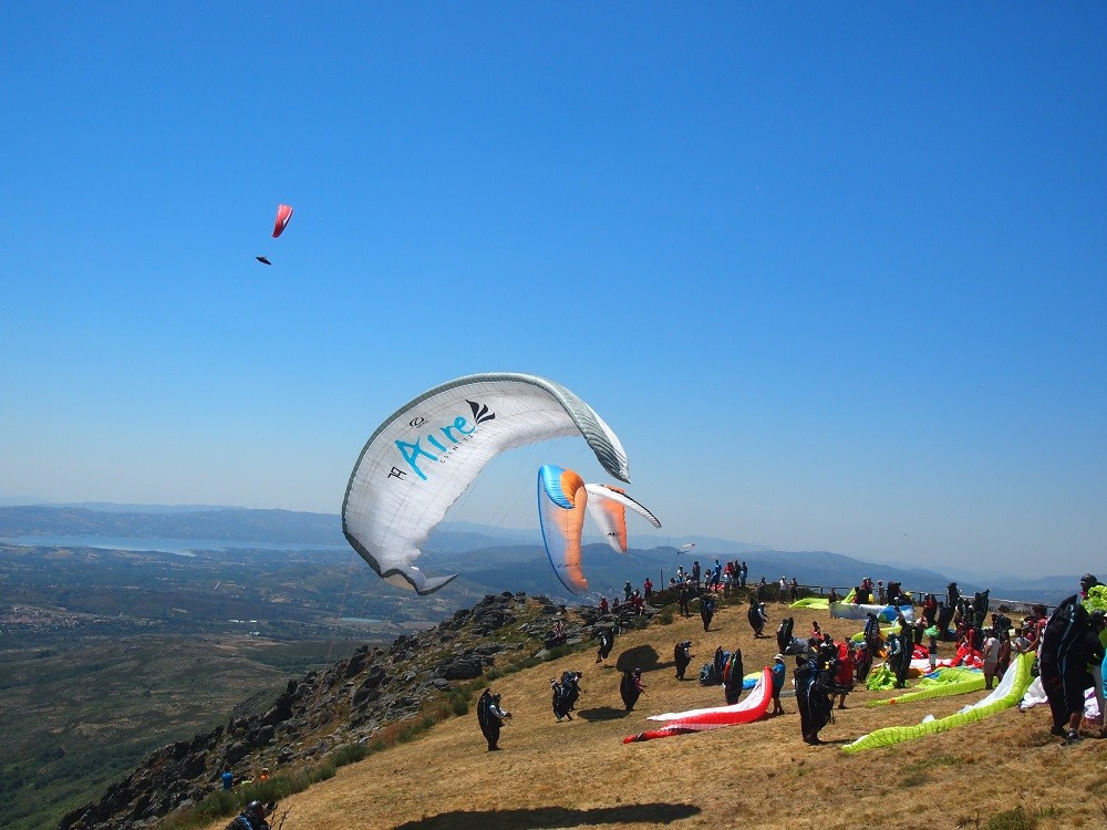 PWC Montalegre, étape de la Coupe du monde au Portugal
