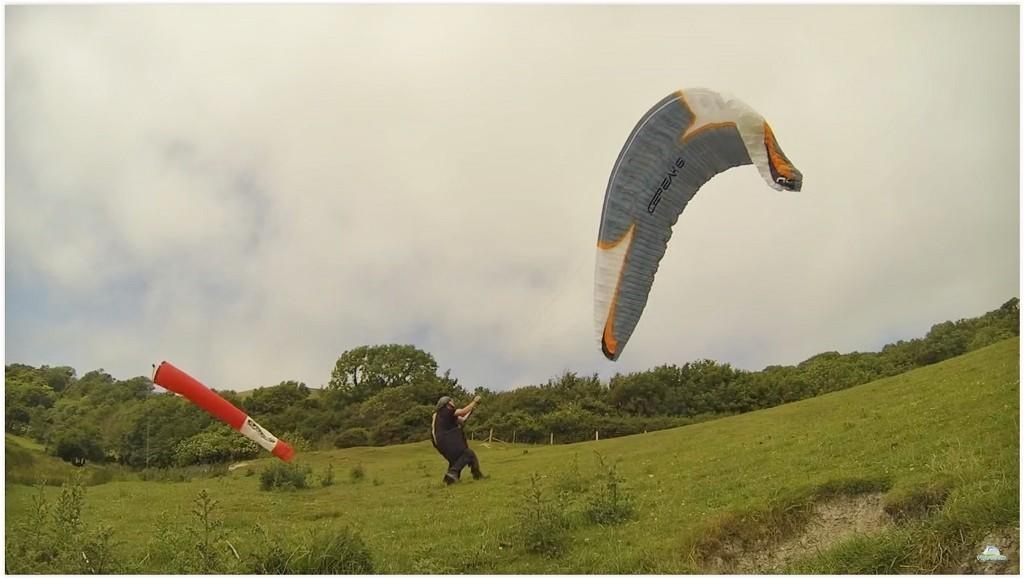 Conseils de Flybubble pour gonfler et décoller dans le vent fort