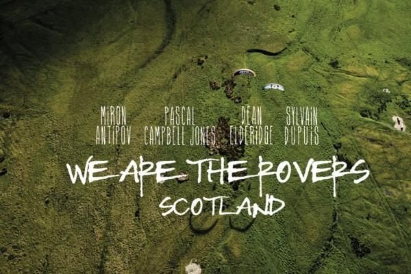 "Découvrir l'Ecosse avec ""We are the Rovers"""