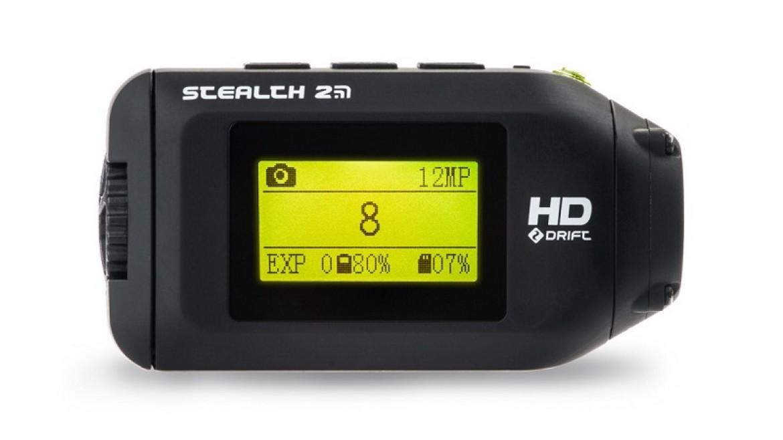 Drift Stealth 2, la nouvelle caméra compacte DRIFT INNOVATION