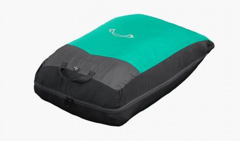 CompressBag : sac de pliage avec compression pour pilotes pointilleux