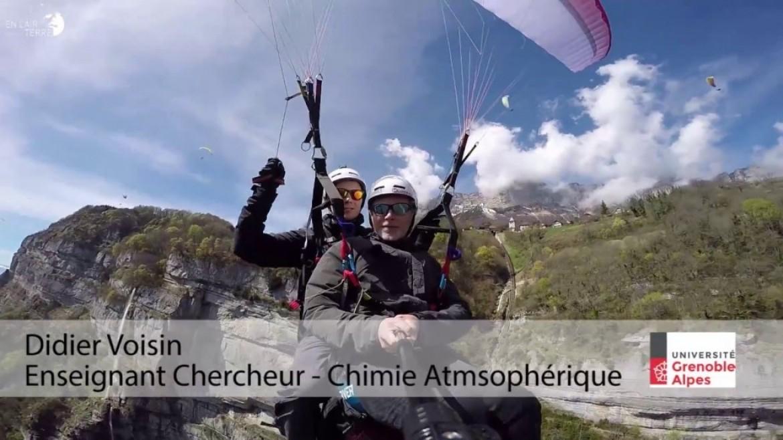 """""""En l'Air pour la Terre"""", l'interview de Didier Voisin"""