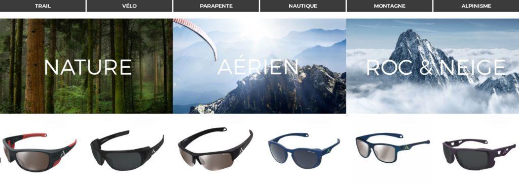 Bien choisir ses lunettes de soleil pour la pratique du parapente
