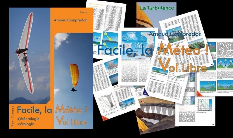 « Facile La Météo », par un spécialiste météo et pilote de vol libre