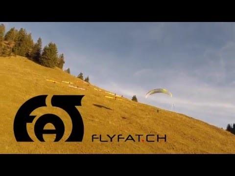 FLYFAT, une nouvelle marque de parapentes en Suisse