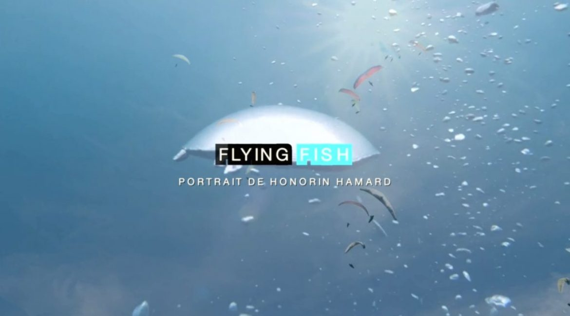 Icares du cinéma : « Flying fish », portrait d'Honorin Hamard