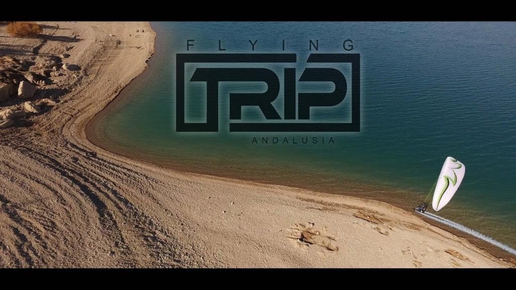 « Flying Trip Andalucia », Pascal Vallée dans le Colorado Andalou