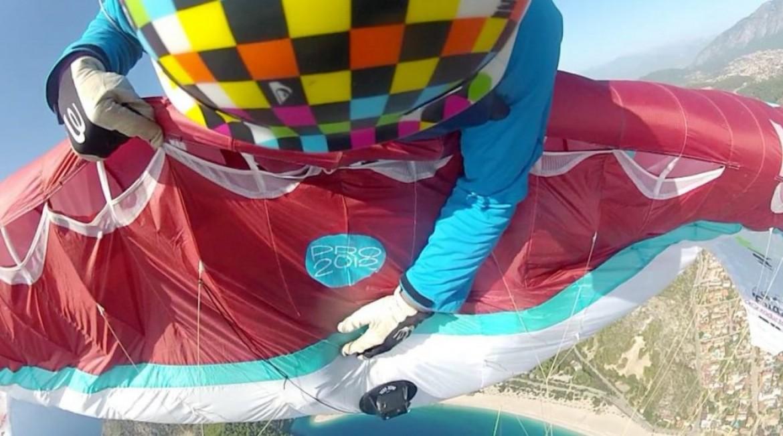 Flying Wonderland, le plaisir de voler acro à Oludeniz