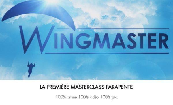 « Wingmaster », pour améliorer votre pratique parapente (100% vidéo)