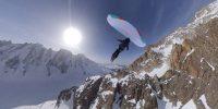 Combo parapente magique au Mont Blanc avec Thomas et Fred