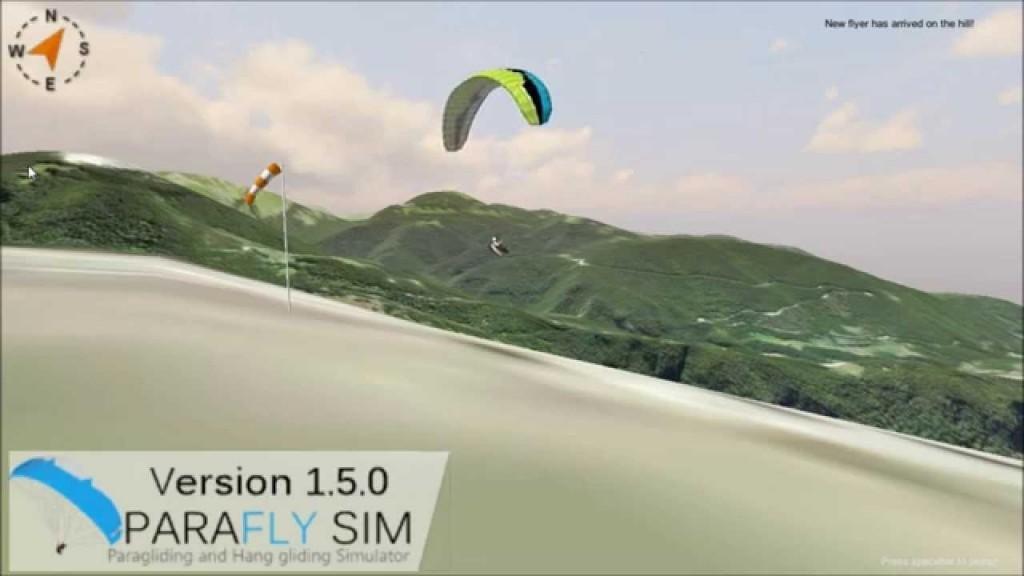 Gardez la main avec le simulateur ParaflySim 3D