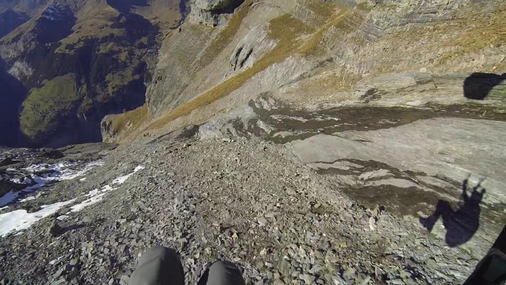 Hike and speedfly à Silberhornhitta (Suisse)