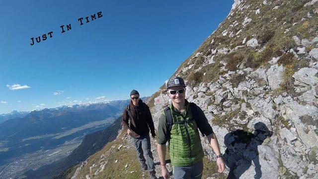Hike and speedflying avec Justin et Steve en Autriche