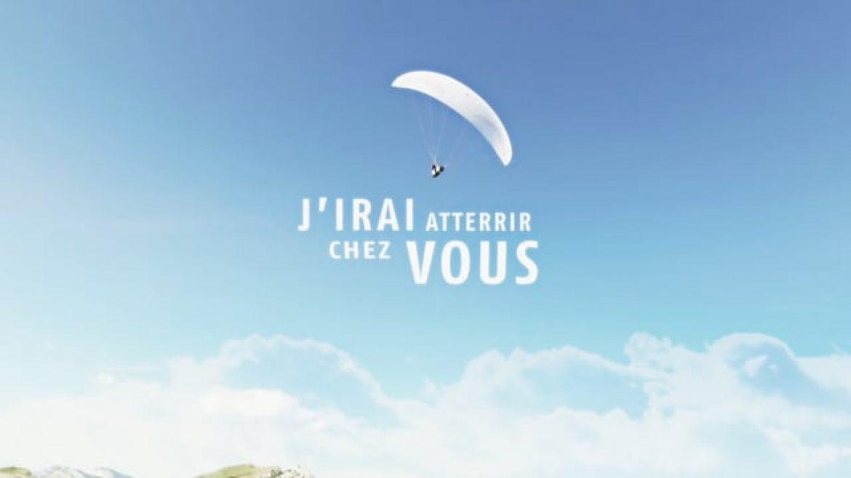 « J'irai atterrir chez vous », le film du trip d'Antoine Boisselier (750 km)