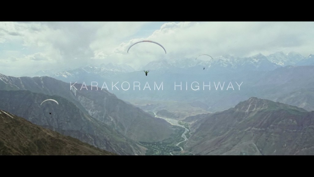 Karakoram Highway : voler dans les coins reculés du Pakistan