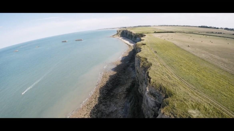 La côte Normande, les plus beaux sites de soaring en France?