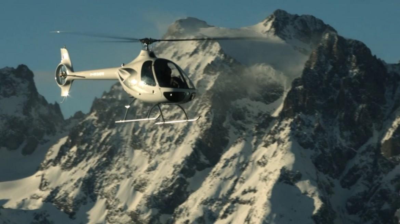 La fabrication de l'hélicoptère GUIMBAL Cabri G2
