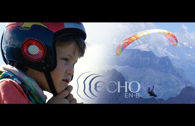 La voile BGD Echo, version light de l'Epic : simple, facile et joueuse (EN B)