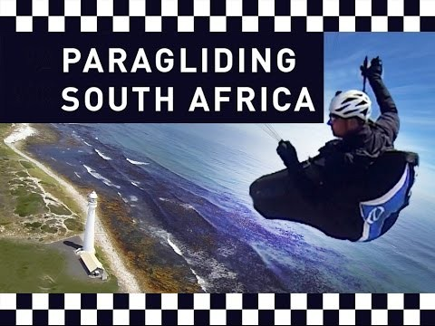 L'Afrique du Sud, un potentiel de vols en parapente incroyable
