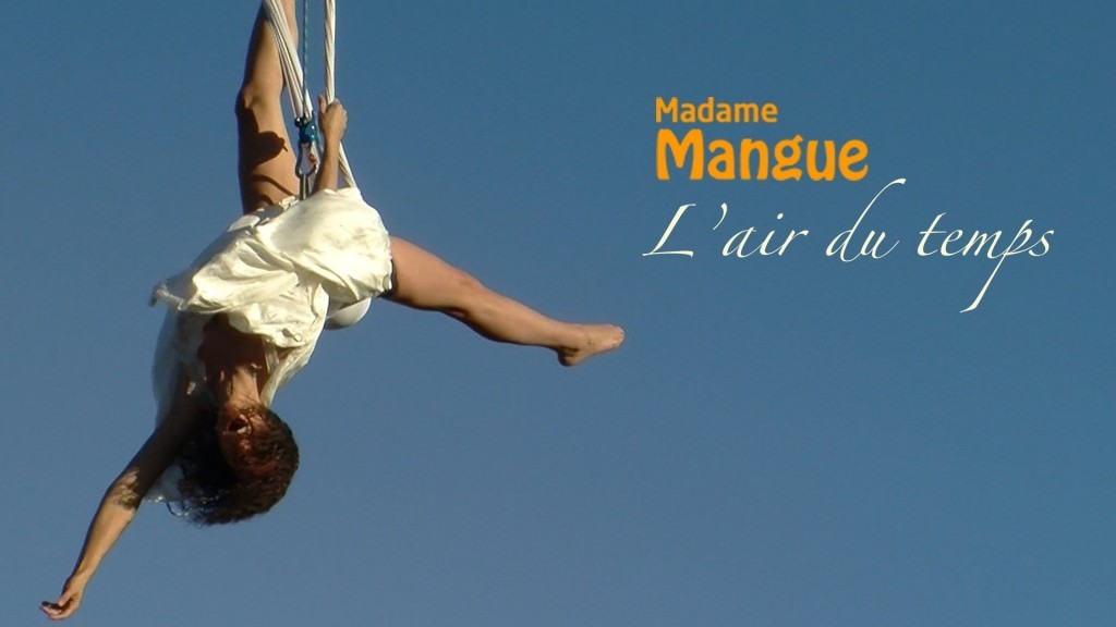 """L'air du temps"", ballade en parapente de Madame Mangue"