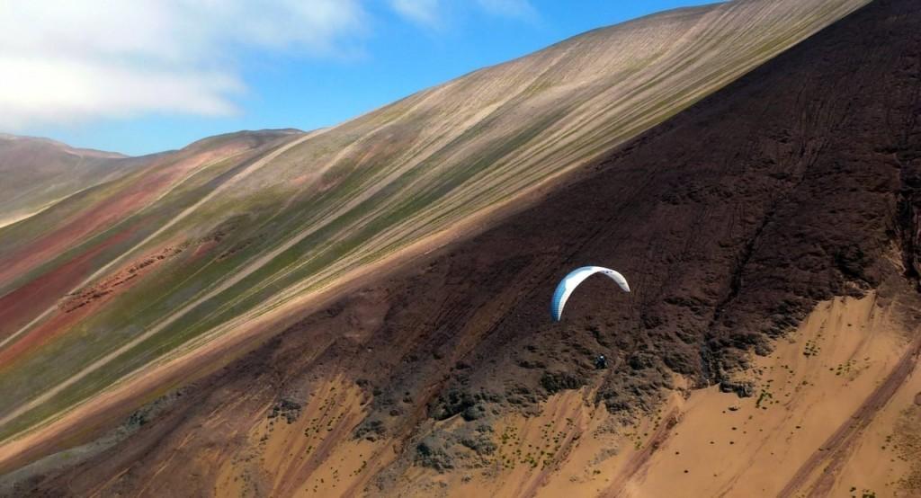 Le Chili, le pays des spots au potentiel de vols illimités