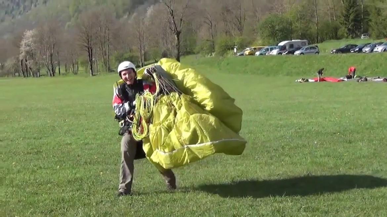 Découvrez en vidéo comment se déroule le 1er stage parapente