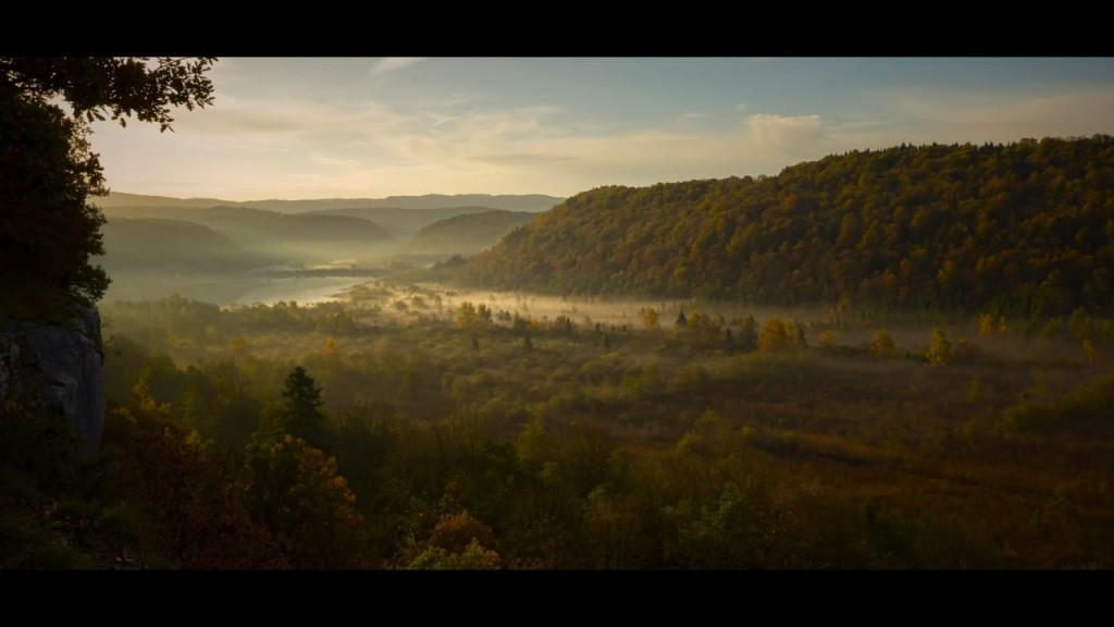 Les montagnes du Jura : quand l'air se révèle comme un fluide